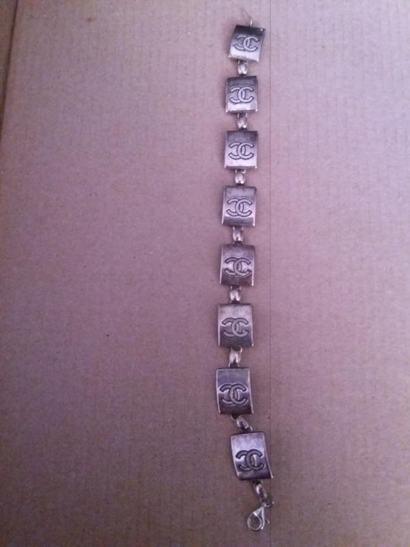 srebrna bransoletka 925