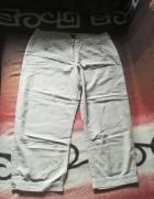 H&M lniane spodnie 42 44...