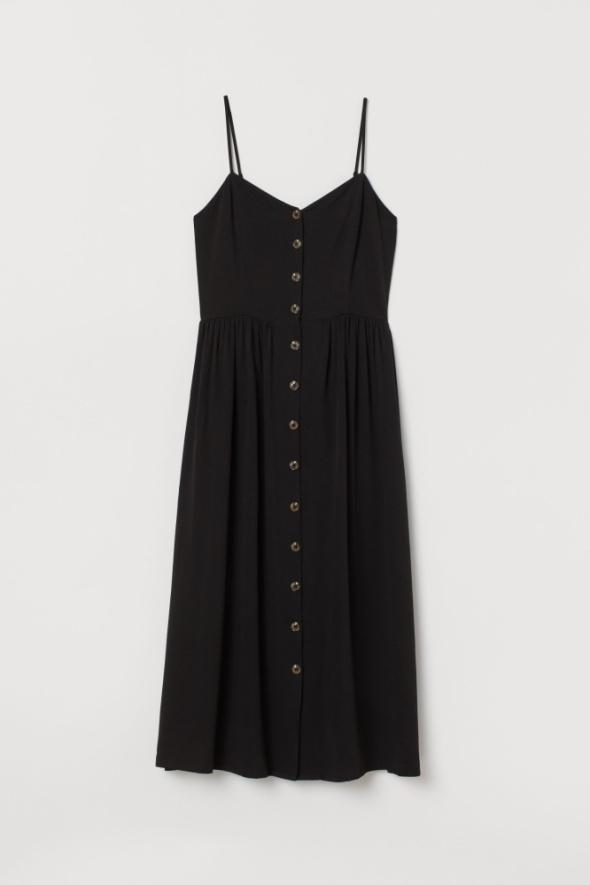 Sukienka H&M z guzikami