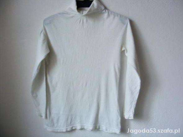 Biały golf Benetti R 40 42