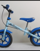 Rowerek biegowy niebieski regulacja wysokości...