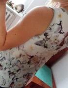Koszula w kwiaty Zara