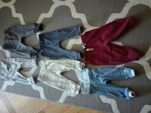 Dresy spodnie chłopiec