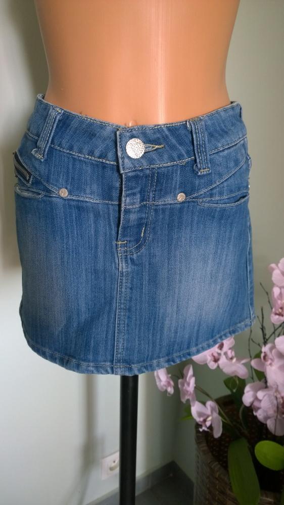 spódnica jeans XS S
