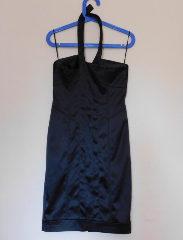 Suknie i sukienki Next super sexy czarna sukienka 36
