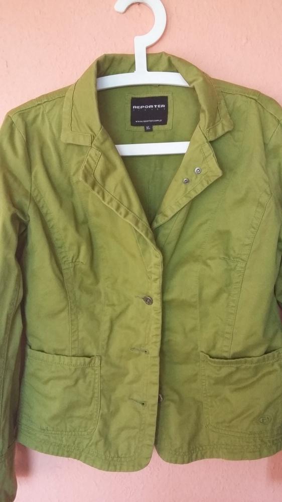Odzież wierzchnia Jeansowa kurtka REPORTER 40