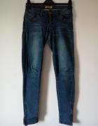 Jeansy dla niskiej osoby...