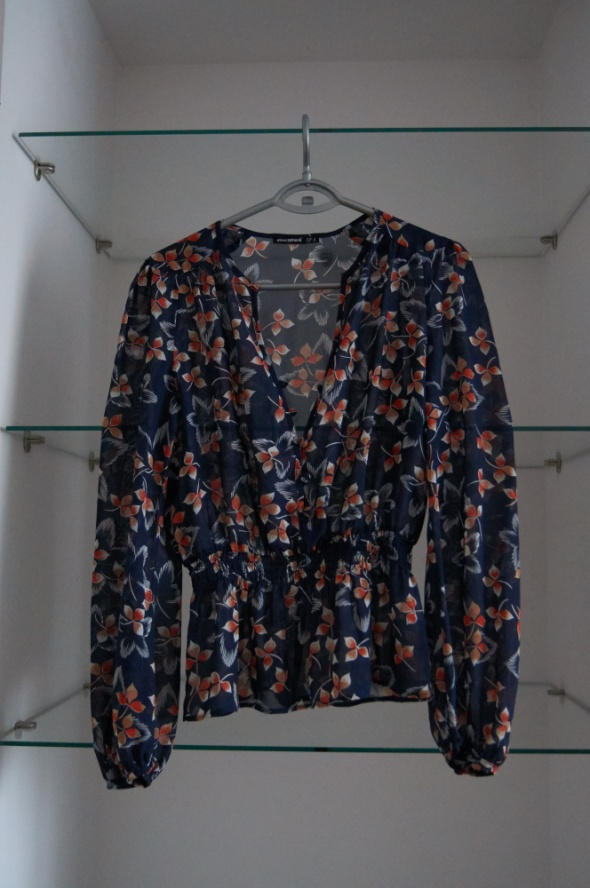 Bluzki Floral dream
