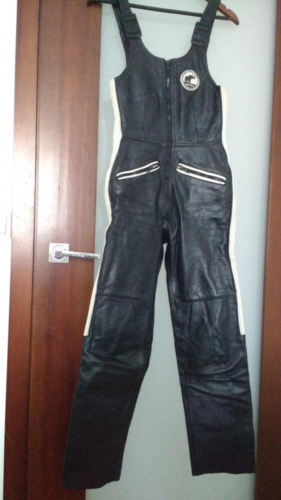 Spodnie Motocyklowe JUMBO