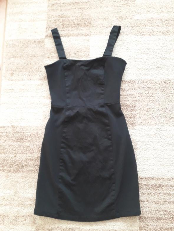 mała czarna sexi sukienka cubus 34 xs xxs...