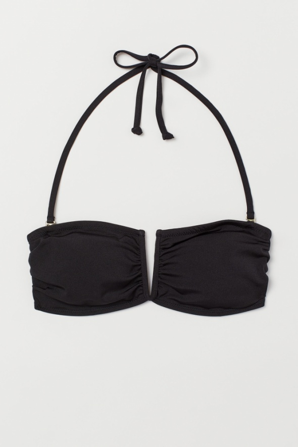 Strój kąpielowy H&M czarny
