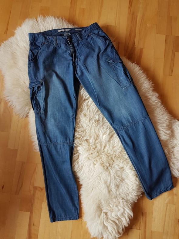 Spodnie bojówki Reserved 42 W31 L32...