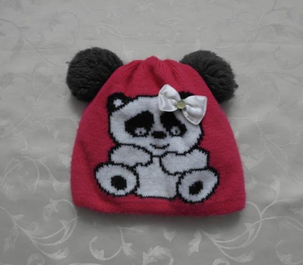 Czapka zimowa Panda
