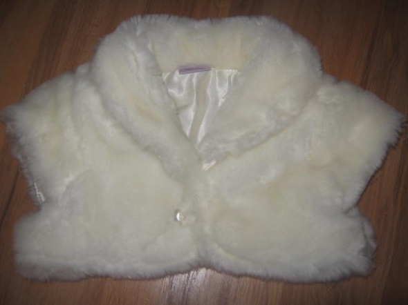 Bolerko futerko CHEROKEE 18 24 miesiące 92 cm