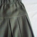 dzianinowa spódnica