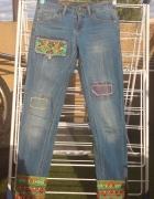 Desigual jeansy rozm 24...