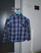 koszula reserved w kratkę dla chłopca...