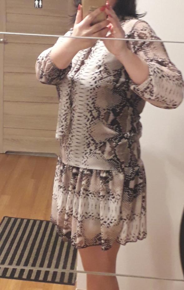 sukienka wzory 44