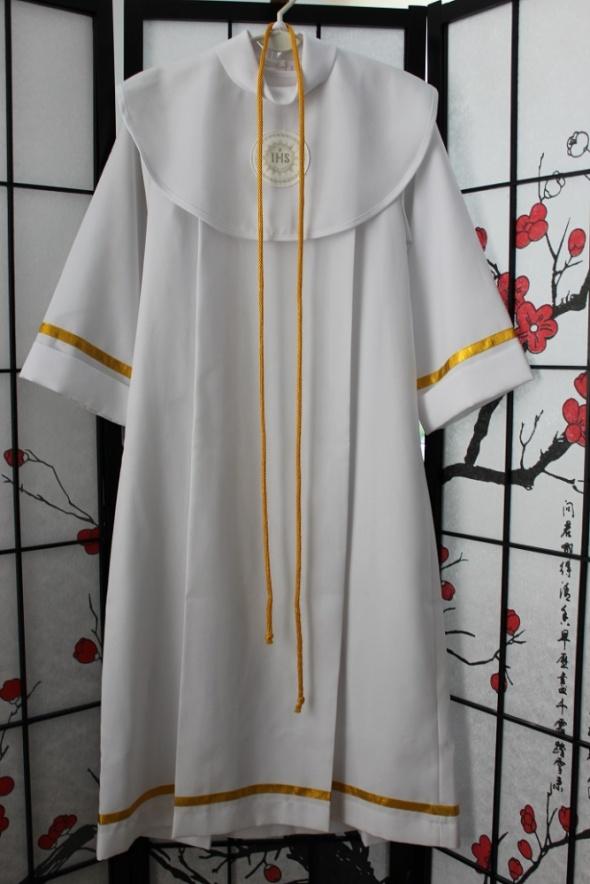 alba sukienka suknia komunijna do pierwszej komunii świętej bia...