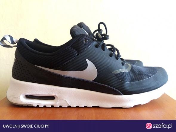 Nike Air Max Thea Białe Roziar 38 w Sportowe Szafa.pl