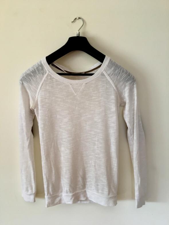 Bluzki Bluzka z łatami BERSHKA XS