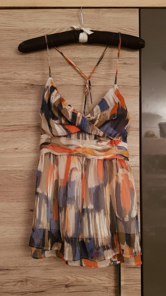 Bluzka Abercrombie & Fitch r M s idealny...