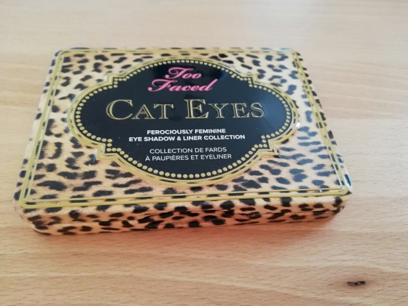 Too faced Cate Eyes