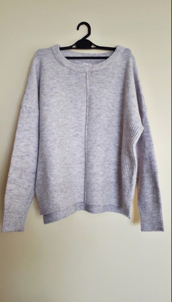 Modny sweter...
