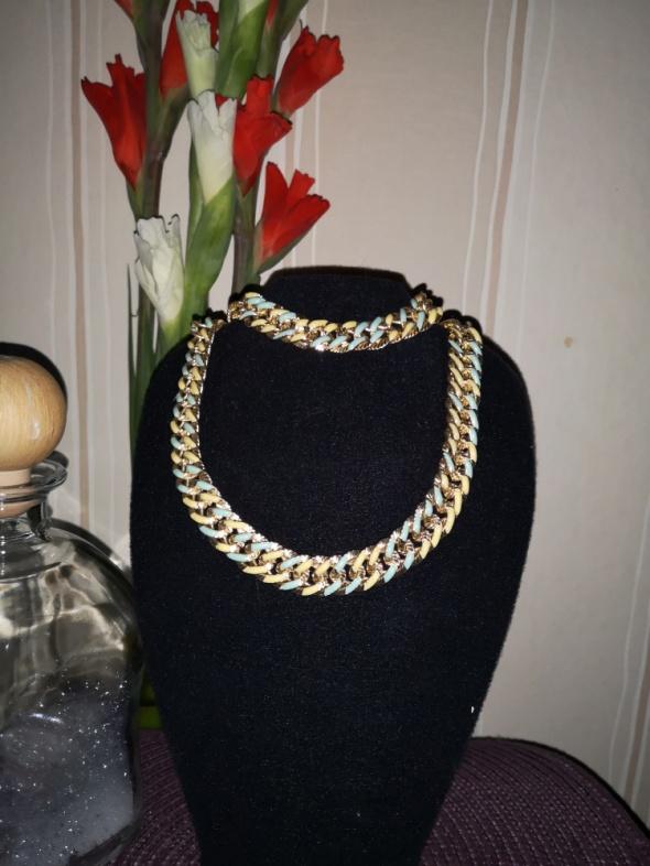 pastelowy komplet biżuterii mohito...