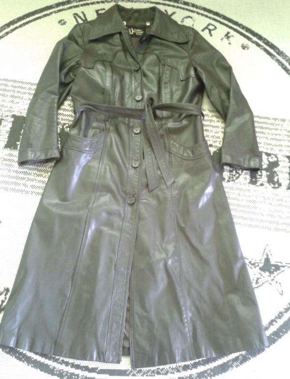 Sórzany płaszcz SKÓRA NATURALNA L XL