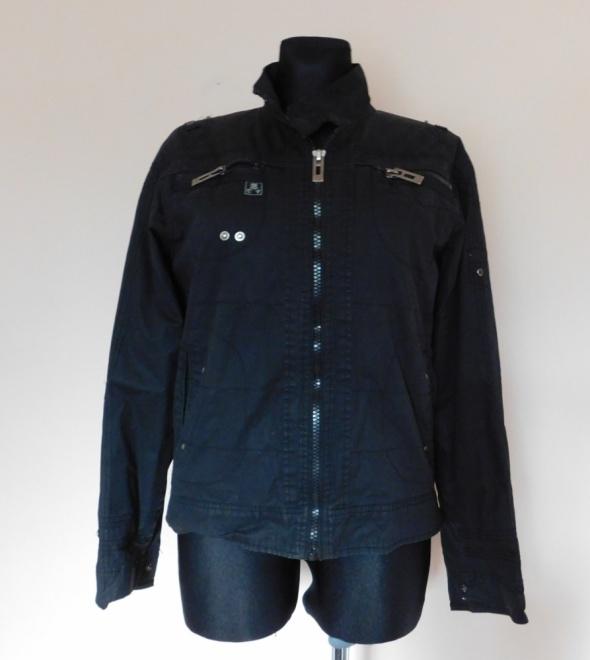 Cedar Wood czarna kurtka męska S