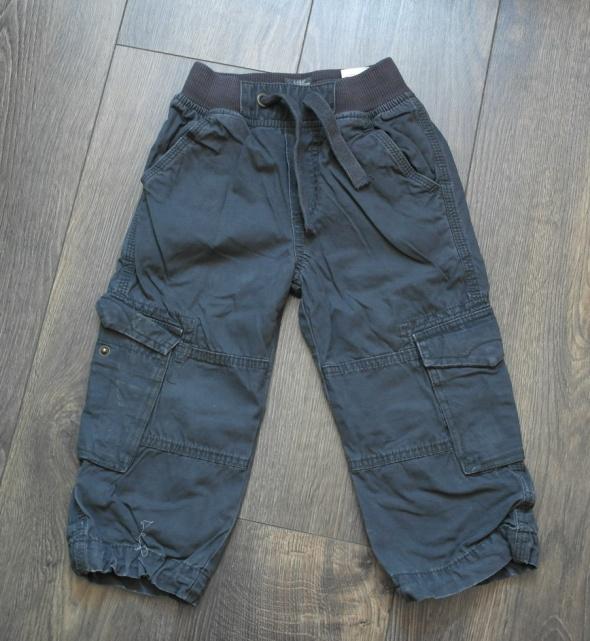 Spodnie bojówki plus gratis 92