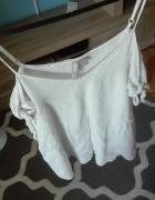 Biała bluzka Asos...