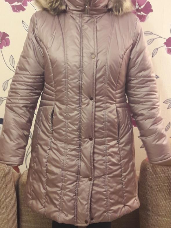 Odzież wierzchnia AnMar Fashion zimowy płaszczyk 48 50