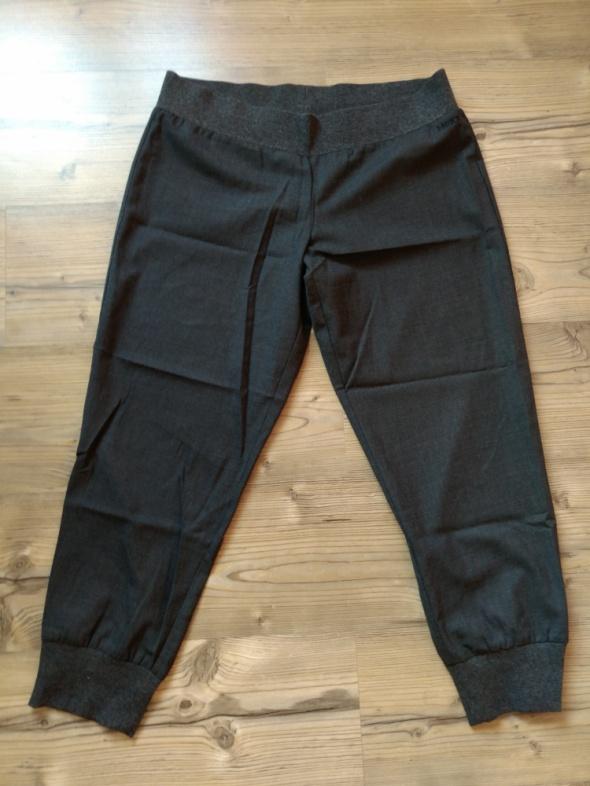 Mexx oryginalne szare spodnie rozmiar L XL