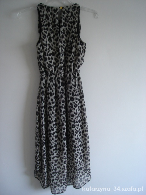 Sukienka asymetryczna Atmosphere