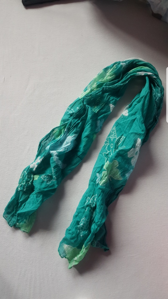 Zielona apaszka