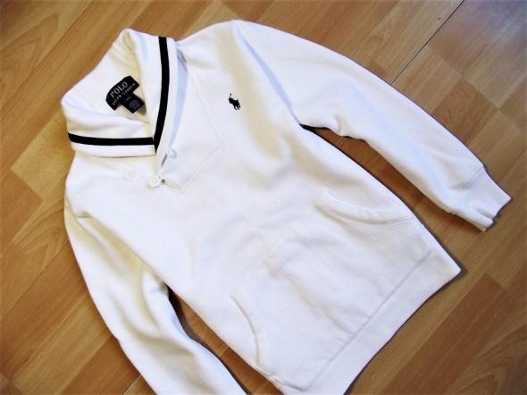 Polo Ralph Lauren ciepła bluza 128 lat 8