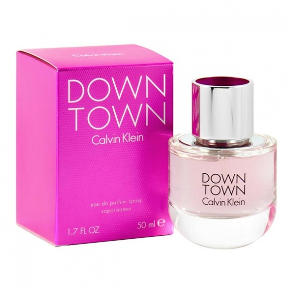 Calvin Klein Down Town dla kobiet 50 ml Nowa