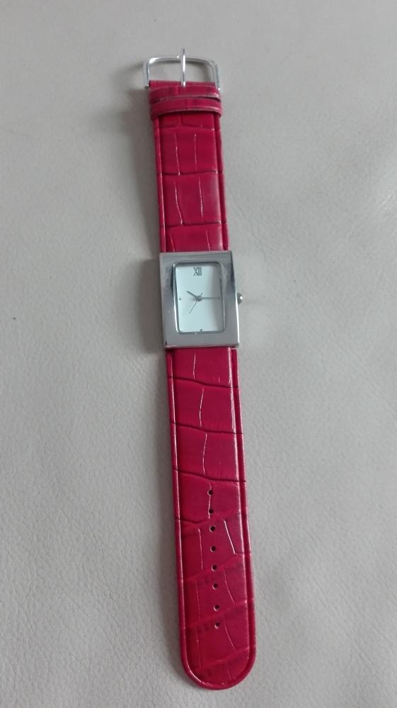 Czerwony zegarek OKAZJA