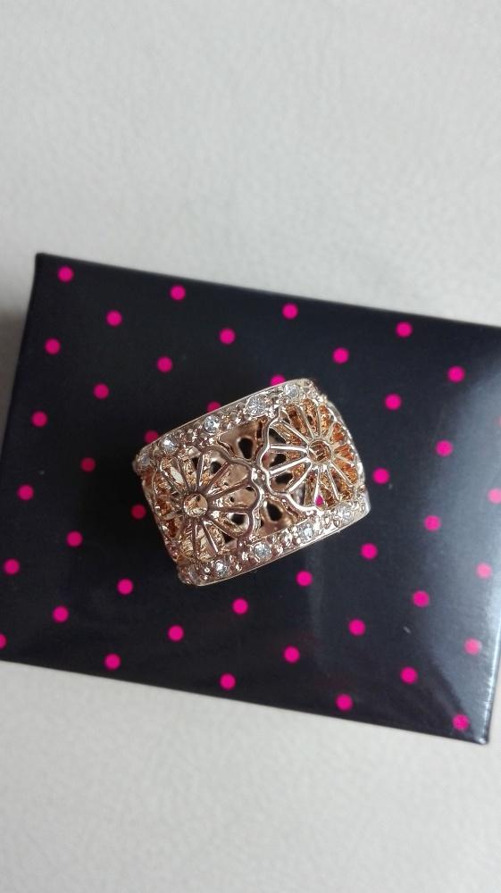 Śliczny pierścionek Avon NOWY OKAZJA