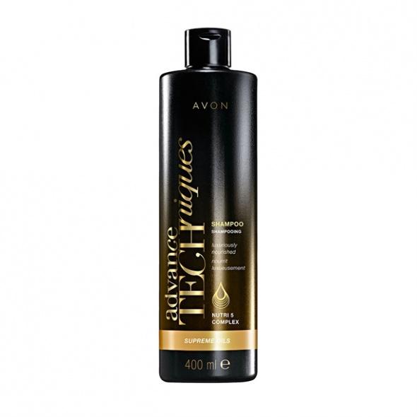 Włosy Luksusowy szampon odżywczy Nutri 5 Avon