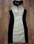 Sukienka Asos z wycięciami M...
