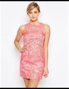 NOWA neon sukienka S M z butiku ASOS...