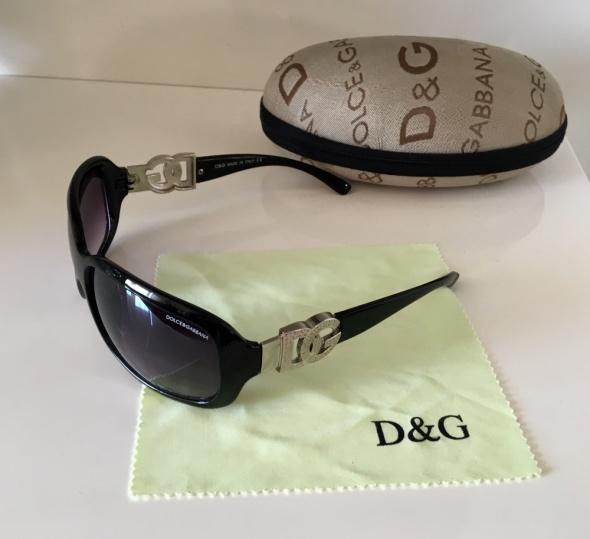 Dolce Gabbana okulary przeciwsłoneczne