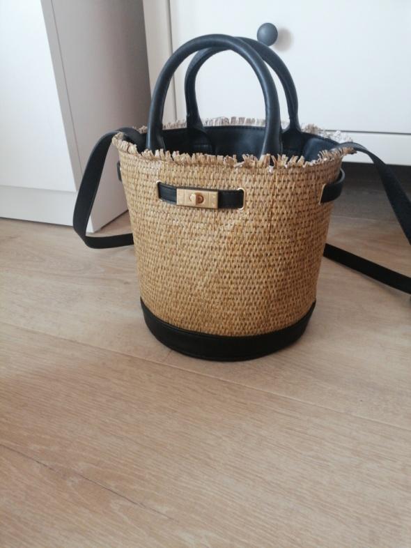 Torba Zara nowa koszyk