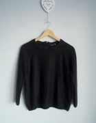 H&M sweter z dodatkiem moheru 36...