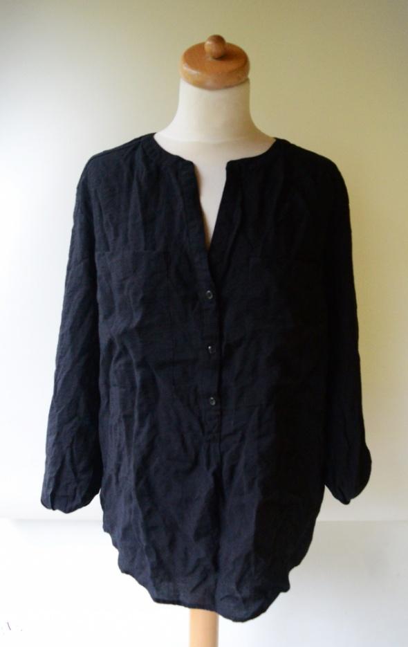 Bluzka Czarna Cubus L 40 Elegancka Do Pracy Modna...