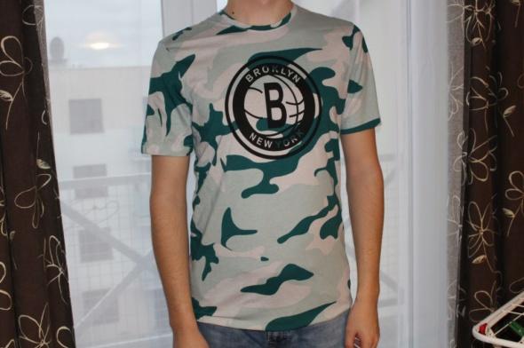 Tshirt moro zielony NOWY XXL modny