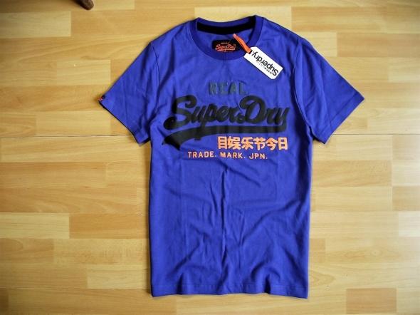 SUPERDRY Vintage koszulka t shirt M nowa